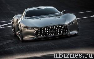 История компании Mercedes - фото концепт каров 2 видео
