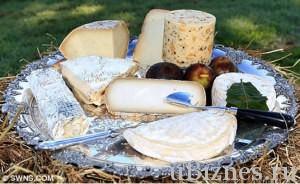 Frome Cheese Platter на серебряном подносе